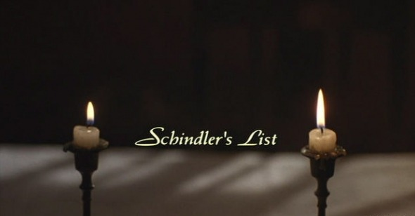 schindlers list notasi